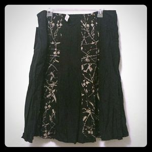 Tribal sportswear skirt